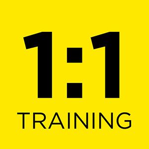 1:1 training