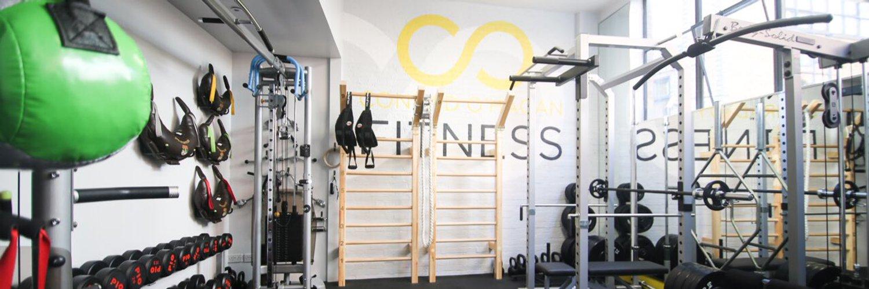 Conrad O'Hagan's fitness studio in SE1