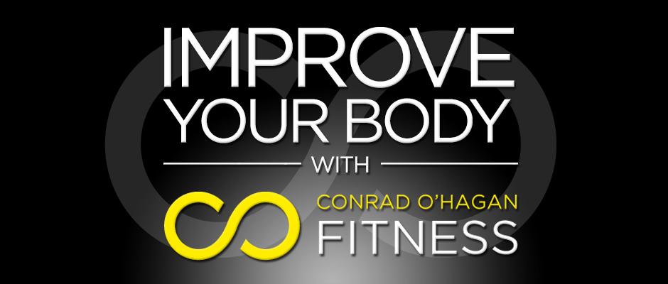 Improve your body with Conrad O'Hagan fitness SE1